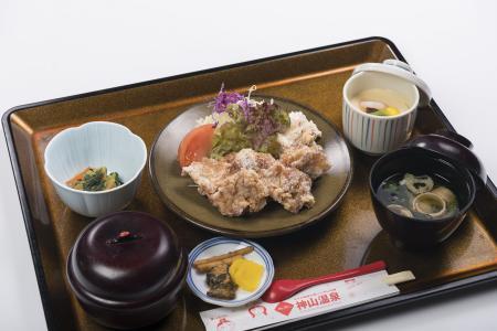 神山温泉ホテル四季の里 レストランかわせみ